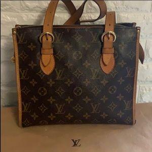 Authentic LV Popincourt shoulder bag